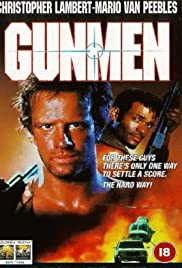 Gunmen (1993) Poster - Movie Forum, Cast, Reviews
