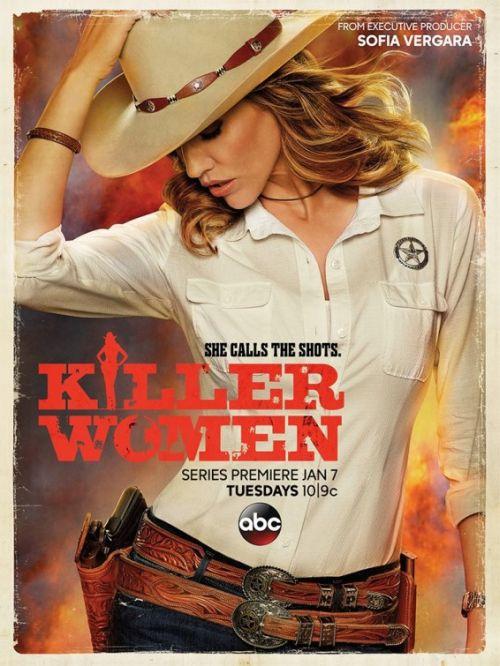飙风女警第一季/全集Killer Women1迅雷下载