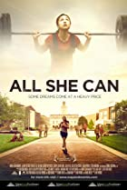 All She Can (2011) Poster