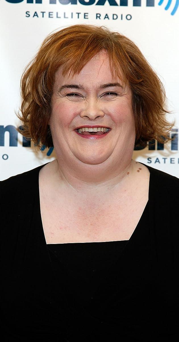 Susan Boyle - IMDb
