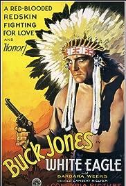 White Eagle Poster
