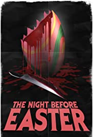 The Night Before Easter Poster