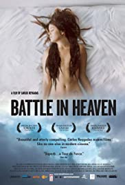 Battle in Heaven Poster