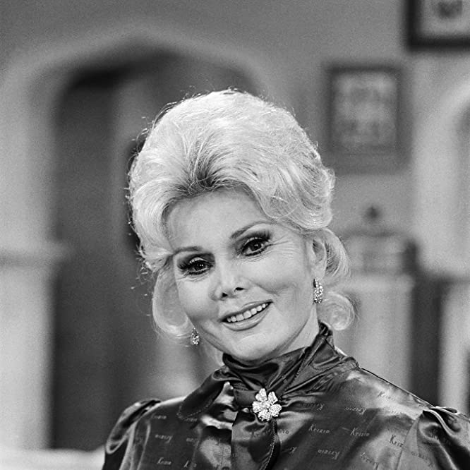 Zsa Zsa Gabor at an event for The Facts of Life (1979)
