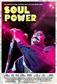 Soul Power (2008) Poster - Movie Forum, Cast, Reviews