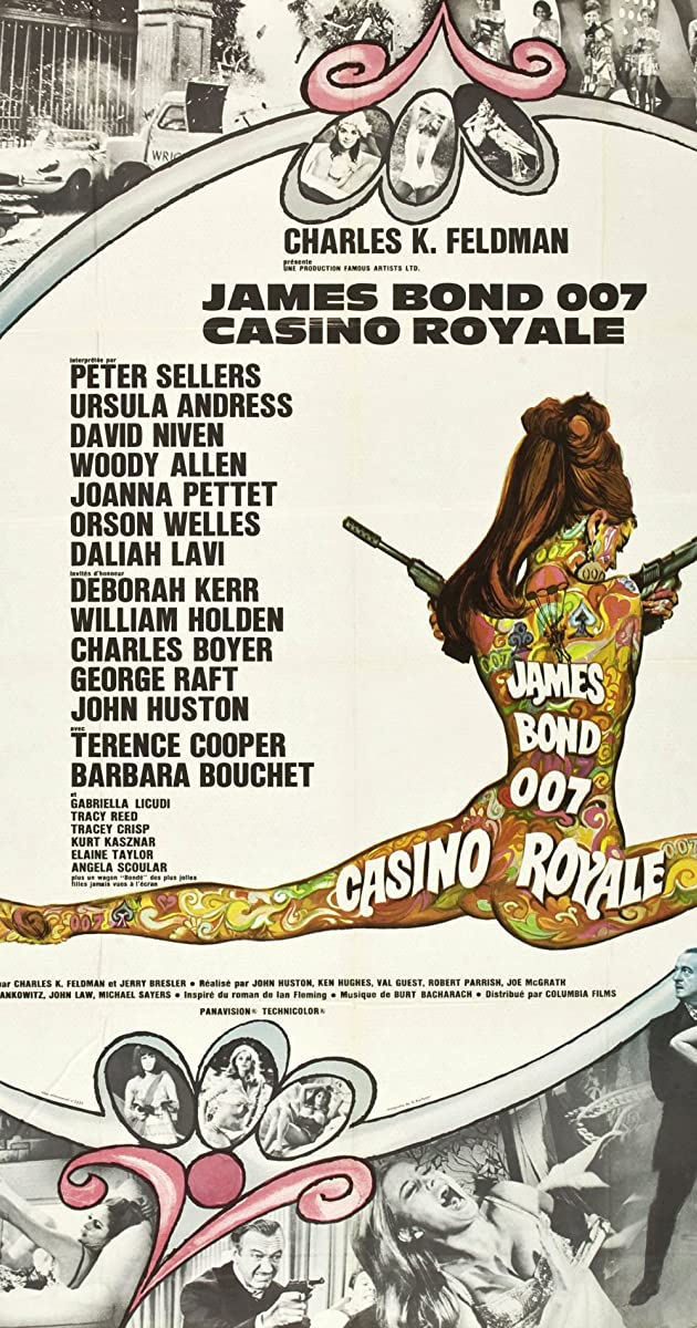 james bond casino royale full movie online  gratis