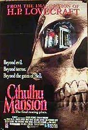 La mansión de los Cthulhu Poster