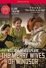The Merry Wives of Windsor Poster