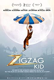 The Zigzag Kid Poster