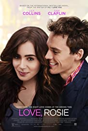 Love, Rosie (2014) Poster - Movie Forum, Cast, Reviews