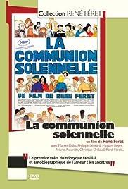 La communion solennelle Poster