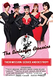 Burlesque Assassins Poster