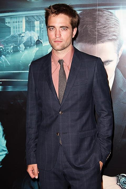 Robert Pattinson at Cosmopolis (2012)
