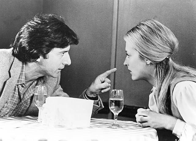 Dustin Hoffman and Meryl Streep in Kramer vs. Kramer (1979)