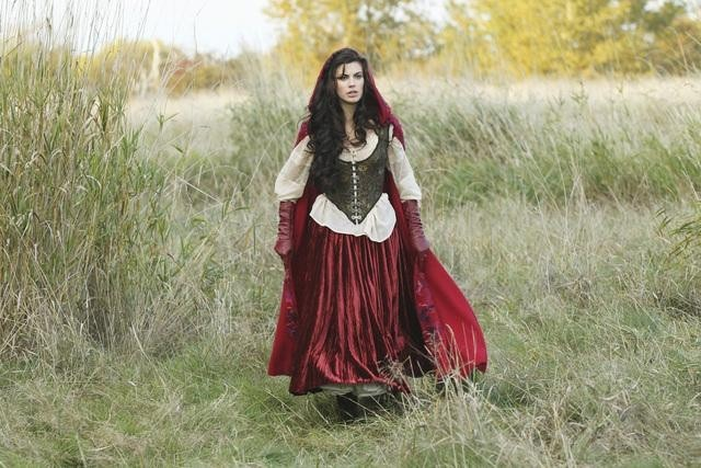 Meghan Ory in Once Upon a Time (2011)