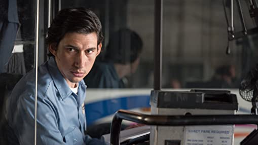 Adam Driver in Paterson (2016)