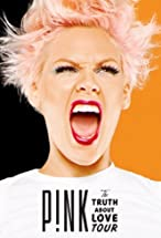 Primary image for P!Nk: The Truth About Love Tour - Live from Melbourne