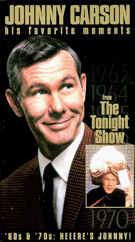 Poster The Tonight Show Starring Johnny Carson