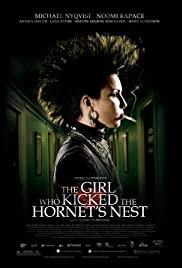 The Girl Who Kicked the Hornet's Nest (Hindi)