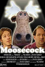 Moosecock Poster