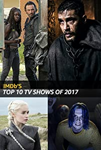 Here are the top 10 TV shows in production during 2017 that were most consistently popular with IMDb users. These rankings are not based upon critical assessments or Nielsen ratings, but on pageviews by our combined web and mobile audience of more than 250 million unique monthly visitors.