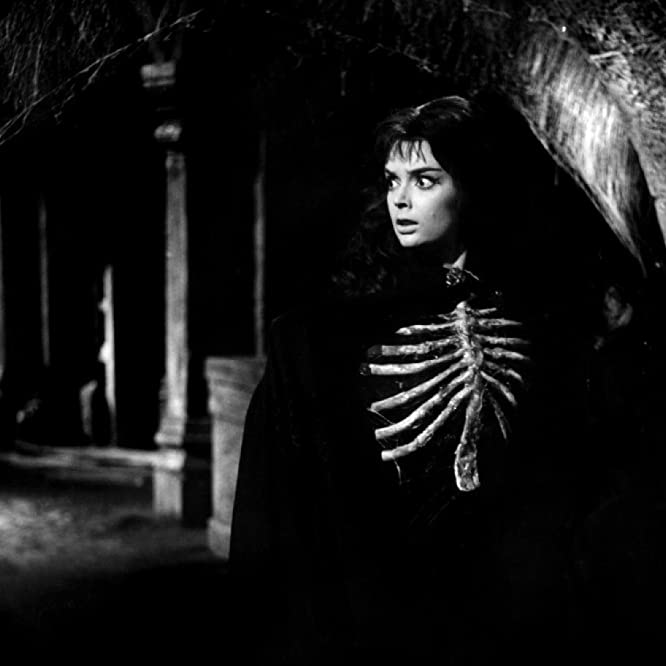Barbara Steele in Black Sunday (1960)
