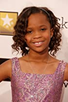Image of Quvenzhané Wallis