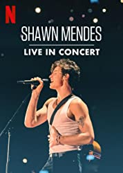 Shawn Mendes: Live in Concert (2020) poster
