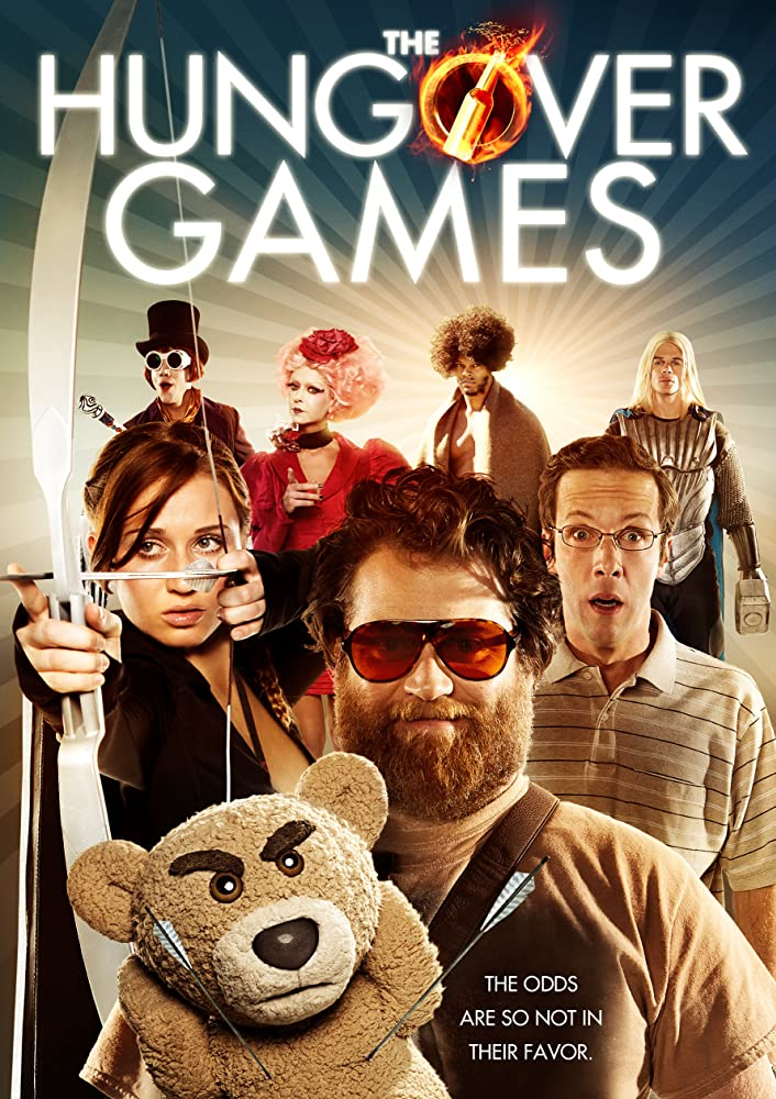The Hungover Games (Français)