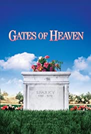 Gates of Heaven (1978) Poster - Movie Forum, Cast, Reviews