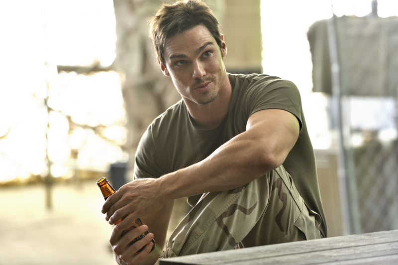 Jay Ryan In Beauty And The Beast 2012