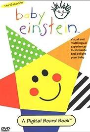 Baby Einstein Language Nursery Poster