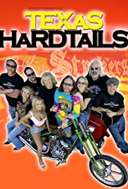 Texas Hardtails Poster