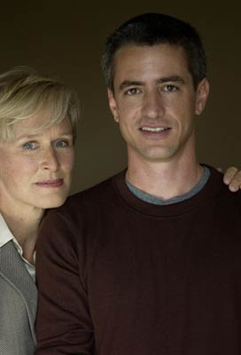 Glenn Close and Dermot Mulroney at The Safety of Objects (2001)