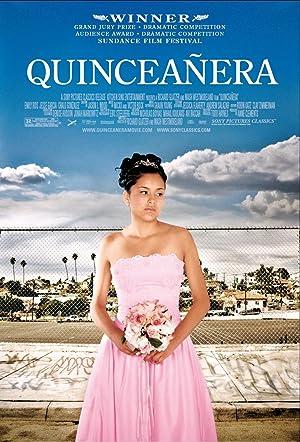 Quinceañera poster