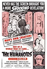 The Creation of the Humanoids Poster
