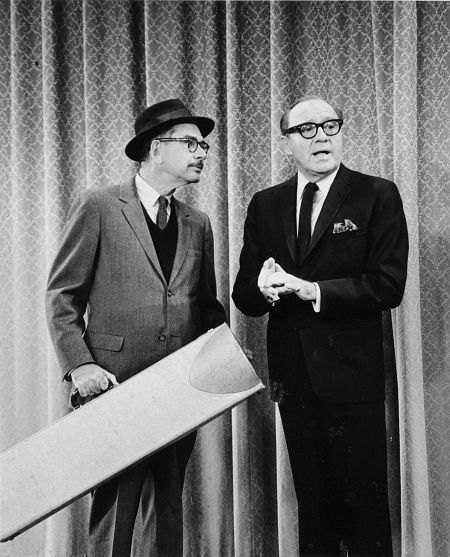 DON KEEFER with JACK BENNY