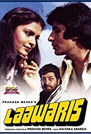 Laawaris (1981) Poster - Movie Forum, Cast, Reviews