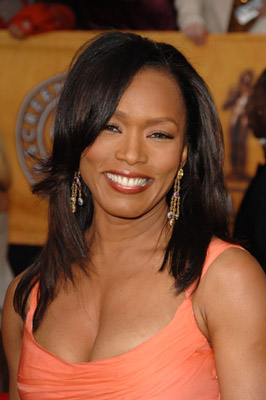 Angela Bassett at 12th Annual Screen Actors Guild Awards (2006)