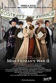 Fröken Frimans krig Poster - TV Show Forum, Cast, Reviews