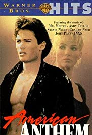 American Anthem (1986) Poster - Movie Forum, Cast, Reviews