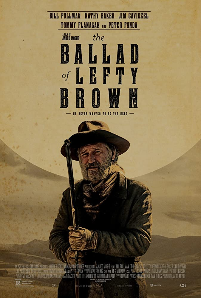 The Ballad of Lefty Brown BluRay