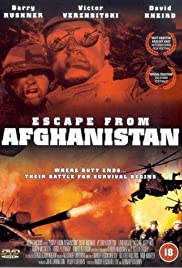 Escape from Afghanistan Poster