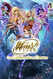 Winx Club: The Mystery of the Abyss (2014) Poster - Movie Forum, Cast, Reviews