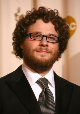 Seth Rogen at The 80th Annual Academy Awards (2008)