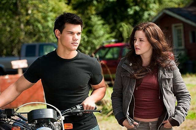 Kristen Stewart and Taylor Lautner in The Twilight Saga: Eclipse (2010)