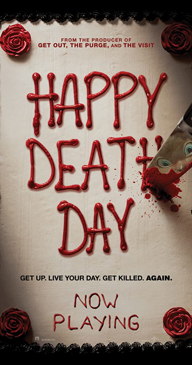 Mirties diena / Happy Death Day (2017) Online
