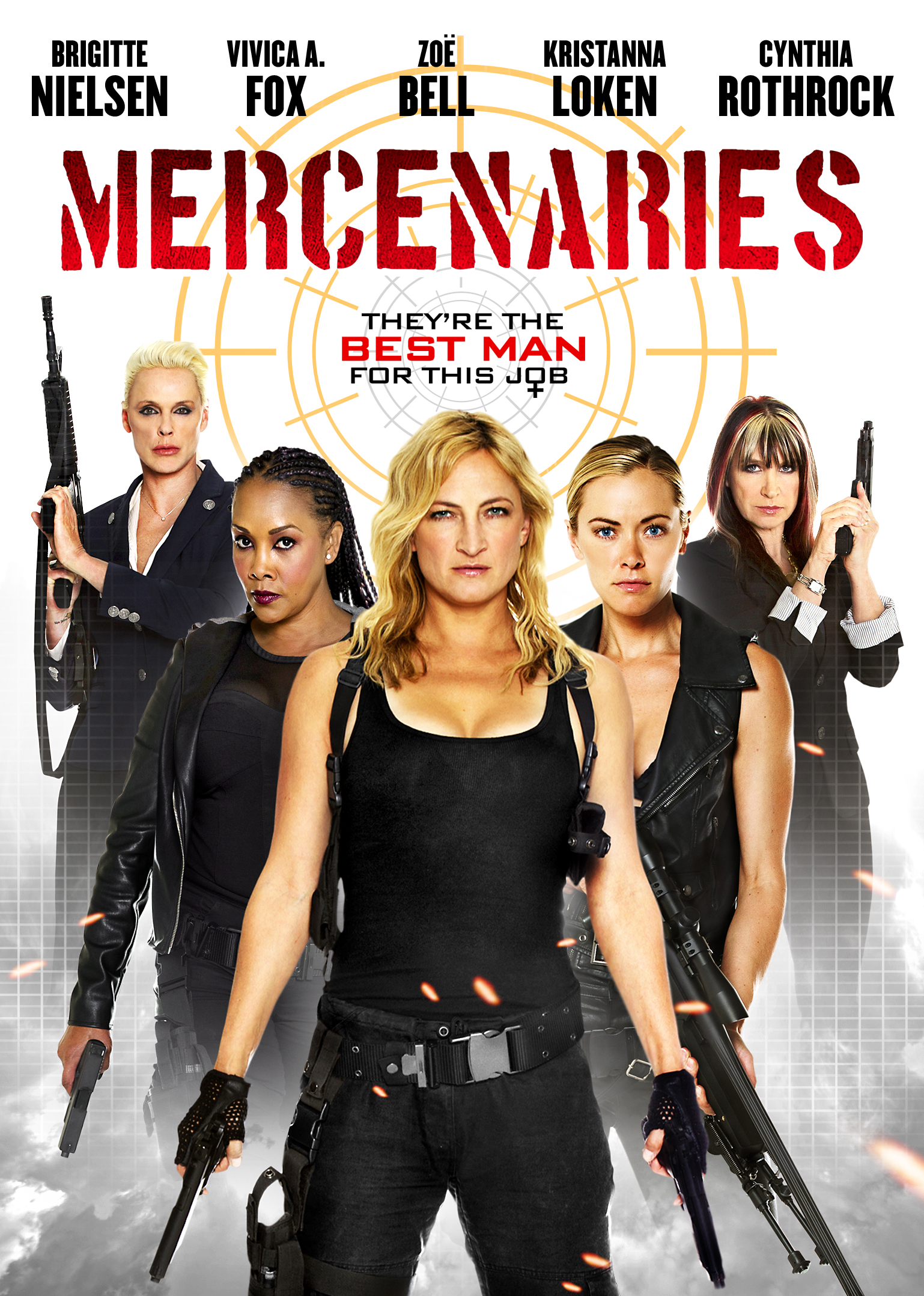 Mercenaries 2014 Hindi Dubbed