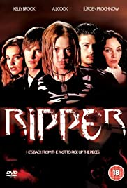 Ripper (2001) Poster - Movie Forum, Cast, Reviews