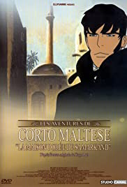 Corto Maltese and the Gilded House of Samarkand Poster